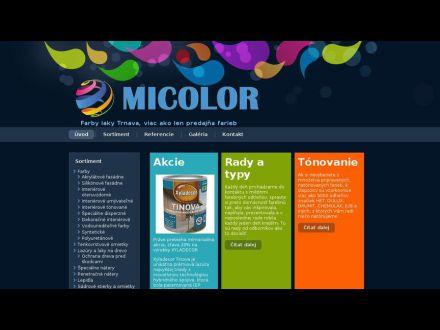 www.micolor.sk/