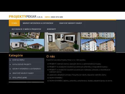 www.projektypekar.sk