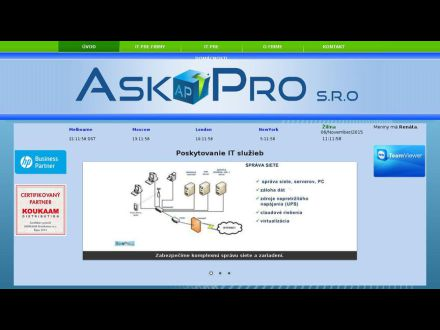 www.askpro.sk
