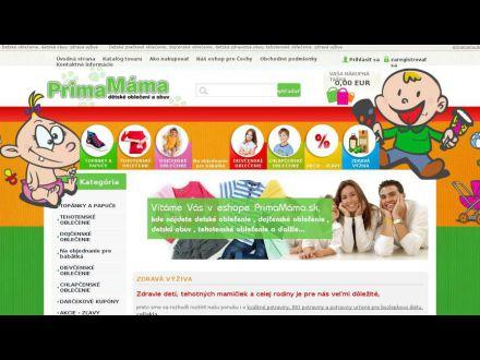 www.primamama.sk
