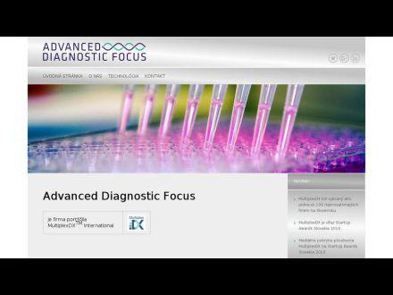www.advanceddiagnosticfocus.sk