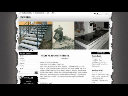 www.bekano.eu
