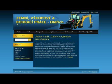 www.zemniprace-cihak.cz