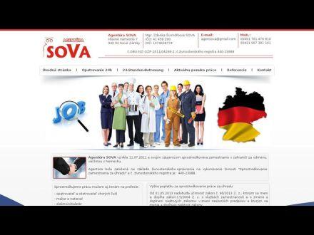 www.agentura-sova.sk