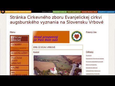 www.ecavvrbove.wgz.cz