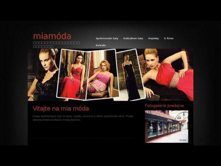 www.miamoda.sk