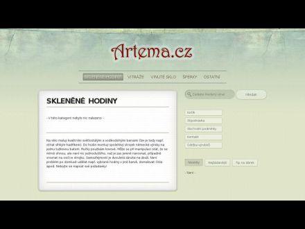 www.artema.cz