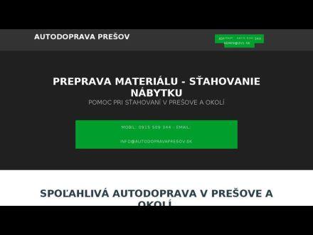 www.autodopravapresov.sk