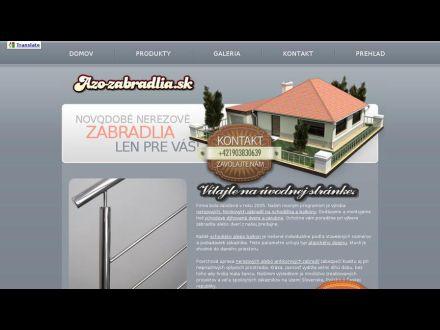 www.azo-zabradlia.sk