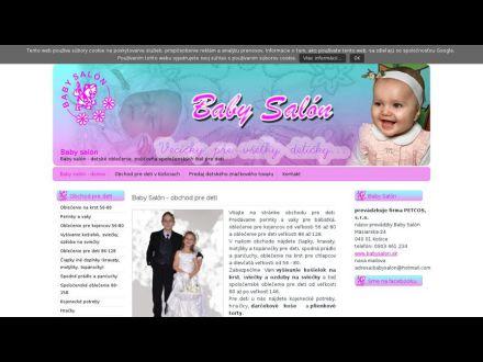 www.babysalon.sk