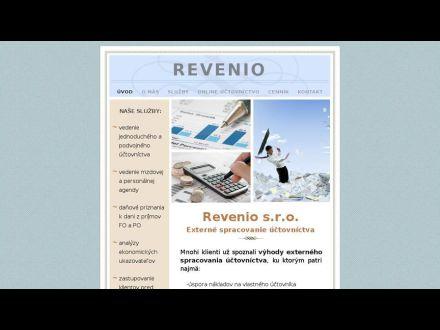 www.revenio.sk