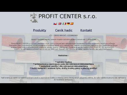 www.profitcenter.cz