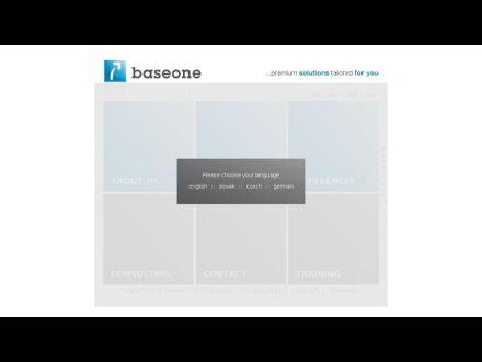 www.baseone.sk