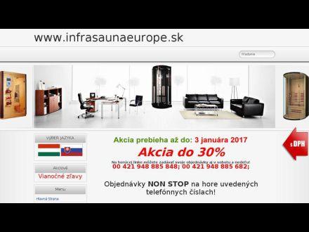 www.infrasaunaeurope.sk
