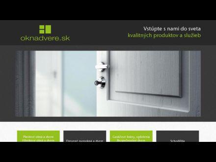www.oknadvere.sk