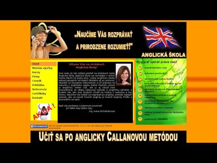 www.ucitsaanglicky.sk