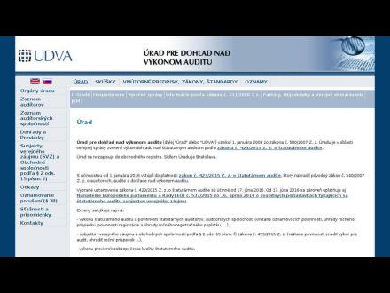 www.udva.sk