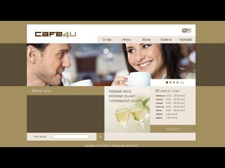 www.cafe4u.sk