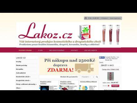 www.lakoz.cz