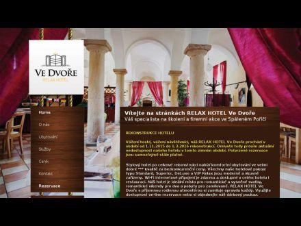 www.hotelvedvore.cz