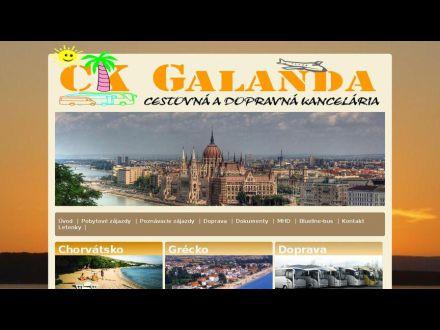 www.ckgalanda.sk