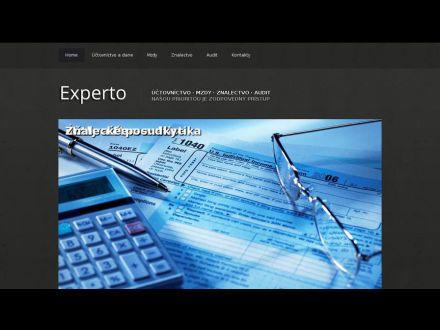 www.experto.sk