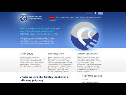 www.cjop.sk