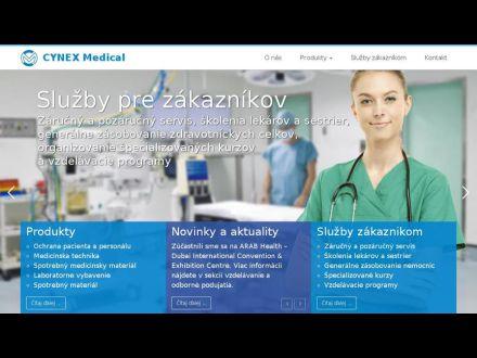 www.cynexmedical.sk