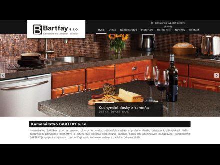 www.bartfay.sk