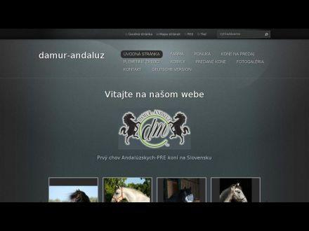 www.damur-andaluz.sk