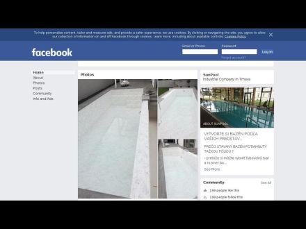 www.facebook.com/sunpool.sk