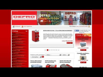 www.defro-kotly.sk