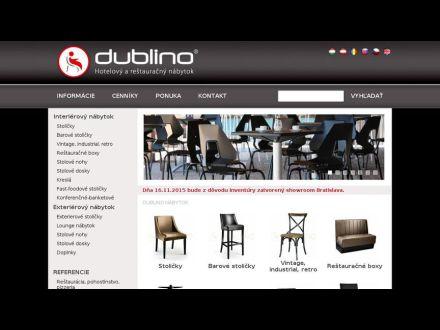 www.dublino.sk