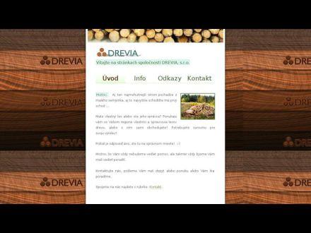 www.drevia.sk