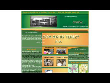 www.dommatkyterezy.sk