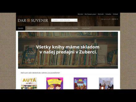 www.dar-suvenir.sk