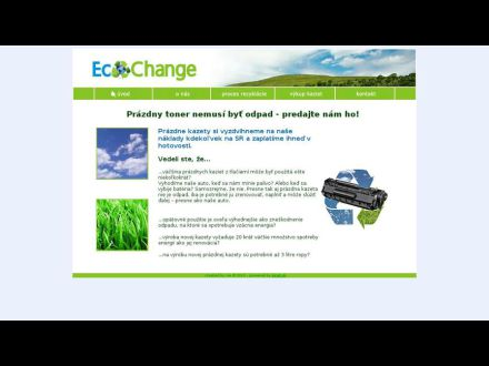 www.ecochange.sk