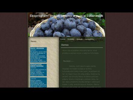www.ekoprogram.sk