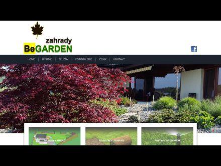 www.begarden.cz