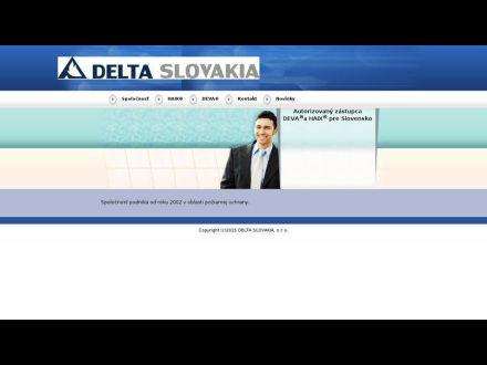 www.deltaslovakia.sk
