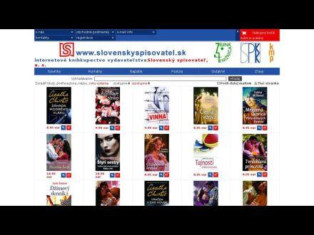 www.slovenskyspisovatel.sk
