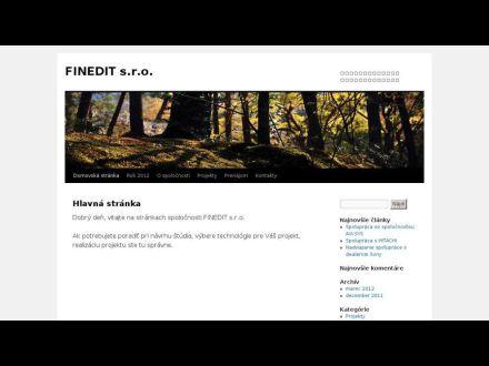 www.finedit.sk