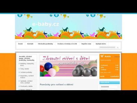 www.e-baby.cz