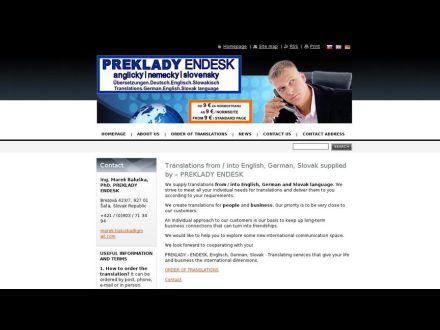 www.preklady-endesk.sk