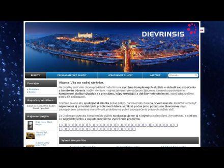 www.dievrinsisreality.sk