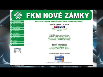 www.fkmnovezamky.sk