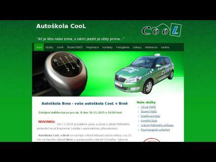 www.autoskolacool.cz
