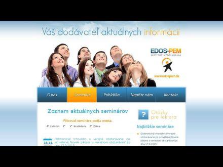 www.edospem.sk
