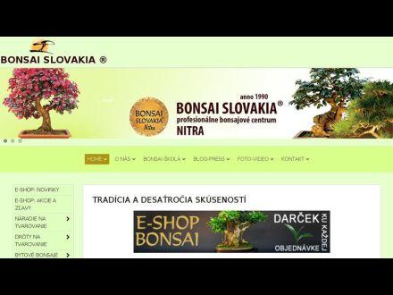 www.e-bonsai.eu