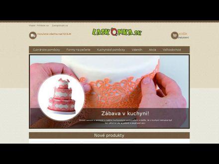 www.laskonka.sk